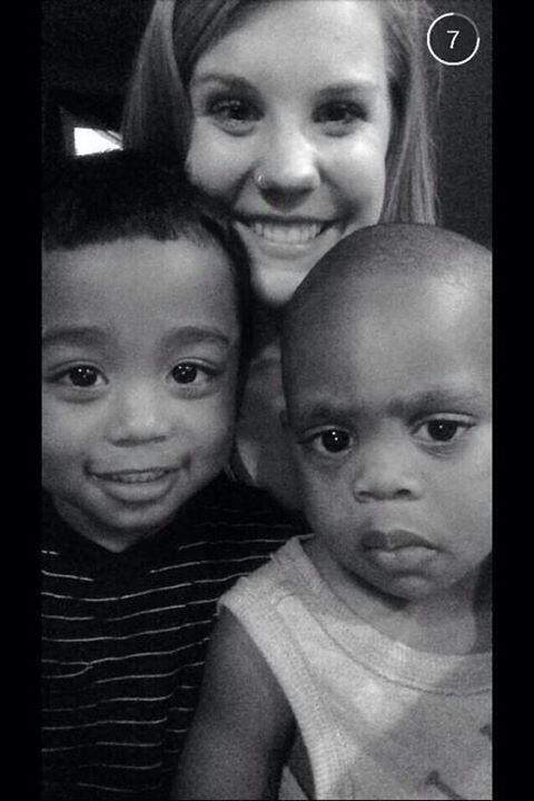 This is the woman who had a baby by both Tiger woods and JZ..........LoL this is funny