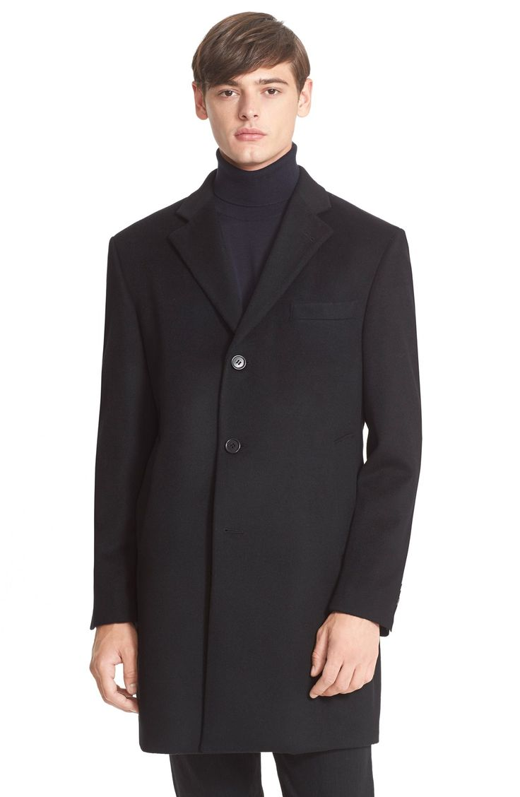 John varvatos overcoat