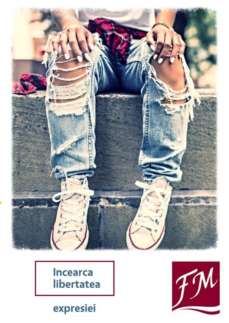 Indrazneste sa fii liber, tu insuti, si da glas valorii si unicitatii tale in felul tau. Exprima-te acum prin parfumul FM. http://novusvia.ro/parfumuri/cosmetice-fm/ #parfumuri