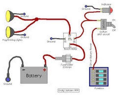 wiring diagram for fog lights | mecanica automotriz, libros de mecanica  automotriz, curso de mecanica automotriz  pinterest