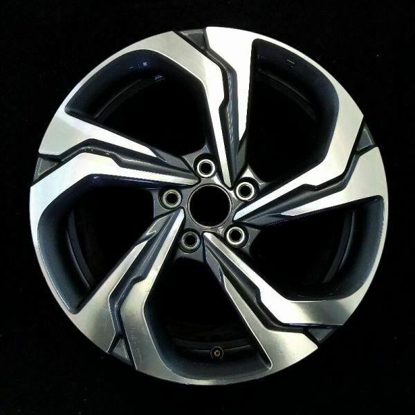 Advertisement Ebay 17 Inch Honda Accord 2018 Oem Factory Original Alloy Wheel Rim 64124 Wheel Rims Alloy Wheel Alloy Wheel Rim