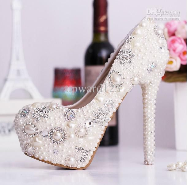 The 25 best Rhinestone wedding shoes ideas on Pinterest Girls