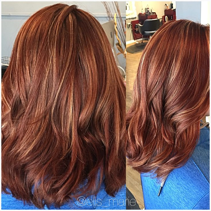 Best 25 red blonde highlights ideas on pinterest fall hair red copperblonde highlights pmusecretfo Image collections