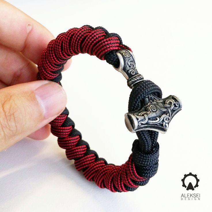 Mjölnir Hammer Viking Bracelet