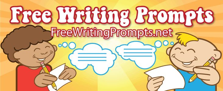 """Free Writing Prompts~  This site offers 89 sets of writing prompts that you can download, customize, and print for free. Choose from exercises in creative writing, suggestions for """"how to"""" essays, persuasive writing topics, holiday-related ideas, and dozens of other thoughts—inspiration for writers of all ages."""