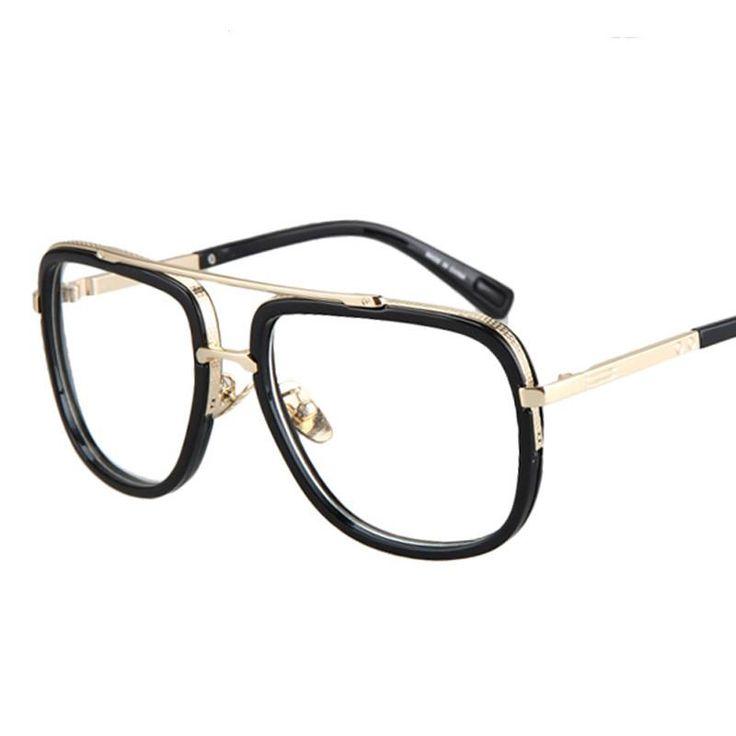 Black Eye Glasses Frames for Men