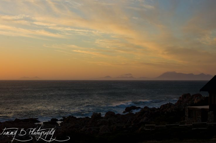 Pringle Bay, a little Western Cape Coastal town, South Africa...best sunset around! #southafrica #capetown #sunsets