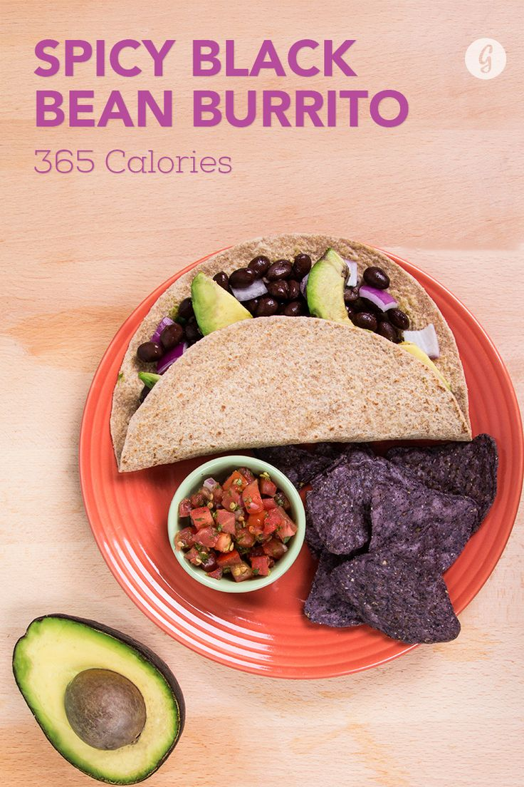 Slow Cooker Recipe For Sweet Potato And Black Bean Burritos With Lime ...