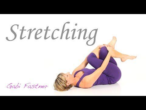 20 min. Wirbelsäulengymnastik mit Gabi Fastner - YouTube