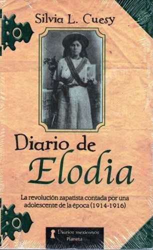 DIARIO DE ELODIA    SILVIA L. CUESY  MEJORESLIBROS