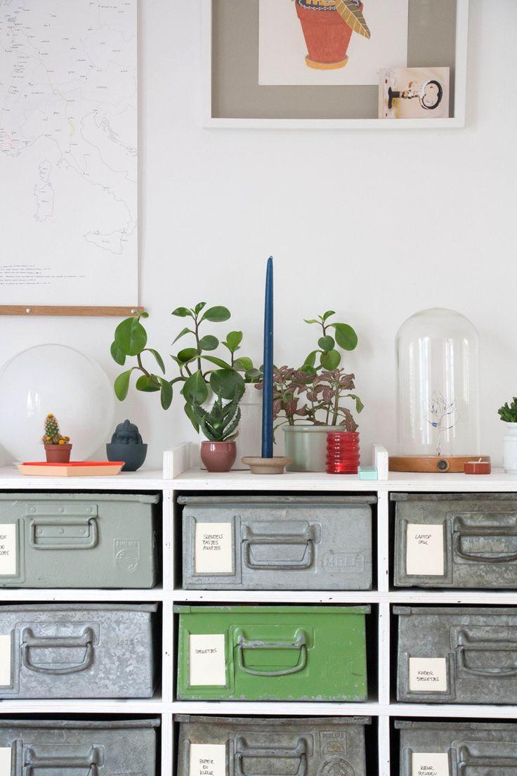 meer dan 1000 idee n over regal mit schubladen op pinterest lades planken en ikea. Black Bedroom Furniture Sets. Home Design Ideas