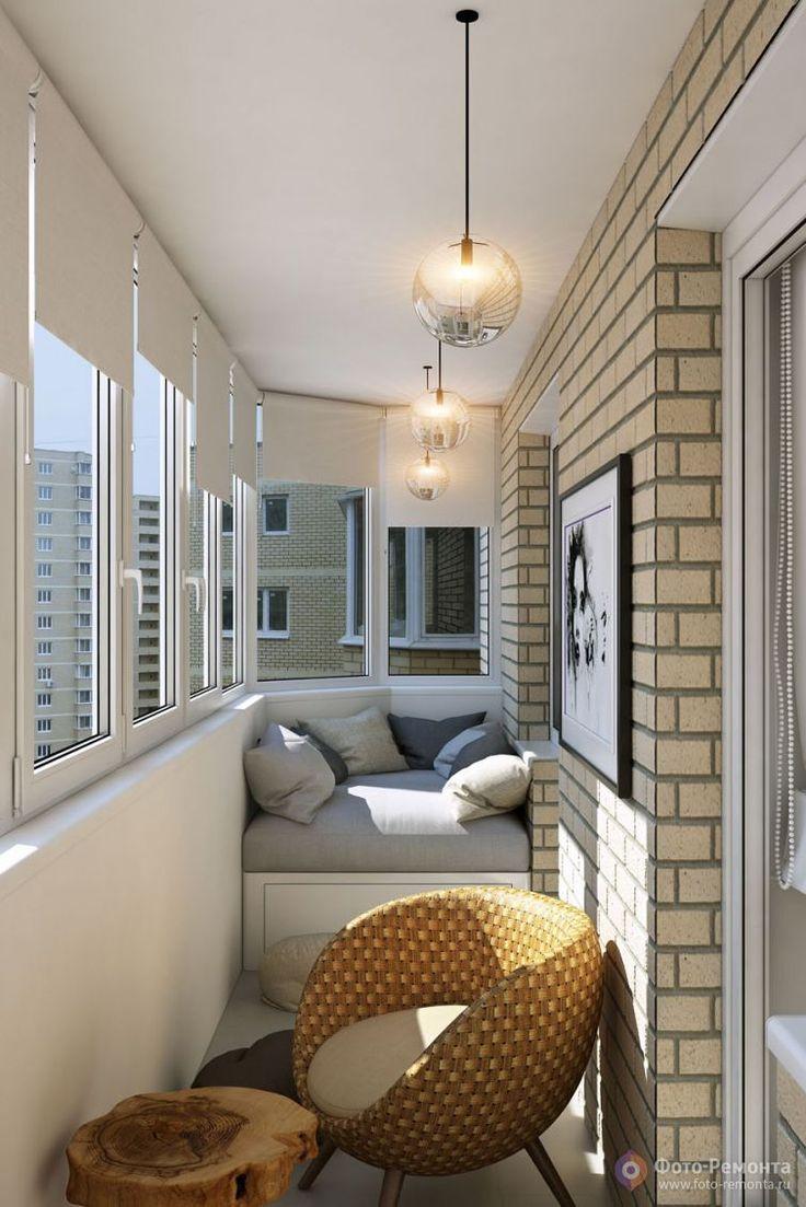 Балконы дизайн