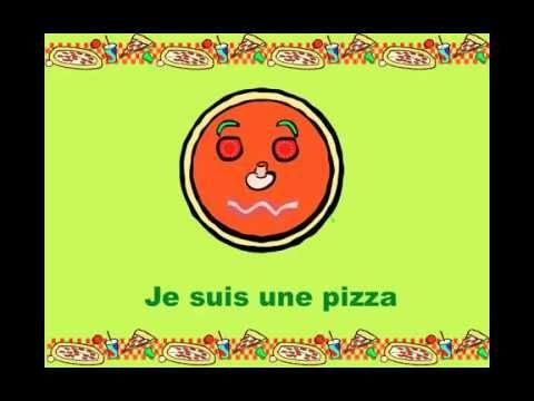 Je suis une pizza, Charlotte Diamond - YouTube