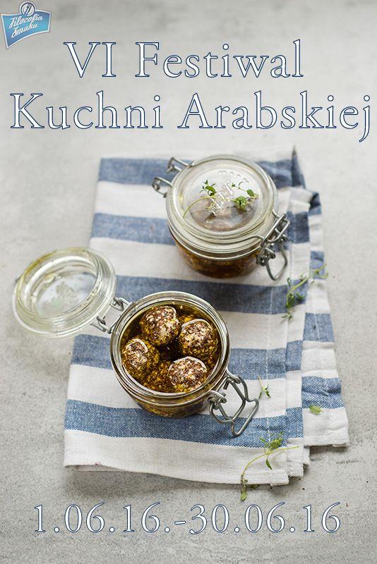 VI Festiwal Kuchni Arabskiej- zaproszenie do akcji