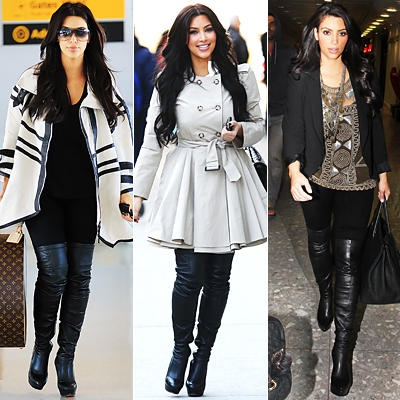 The 74 best images about Boots on Pinterest | Kim kardashian, Main ...