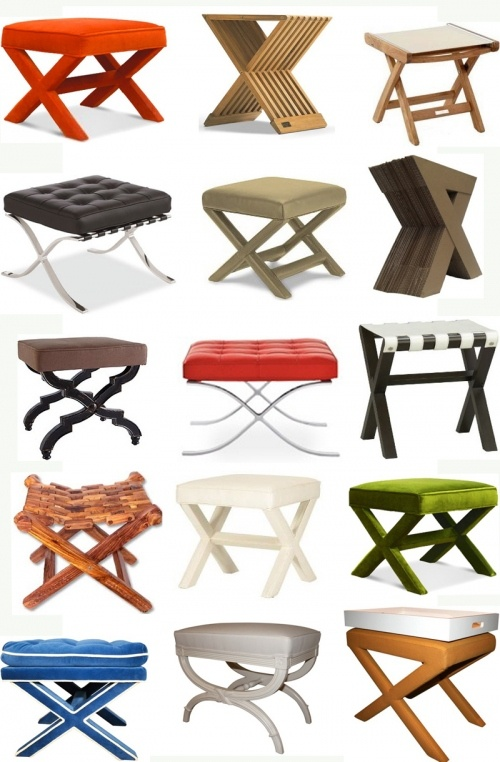 12 Of 24 X Stools Posted On StyleCarrots Get The Look