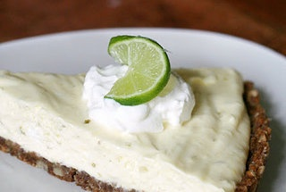 Best Key Lime Pie and Pecan Gingersnap Pie Crust