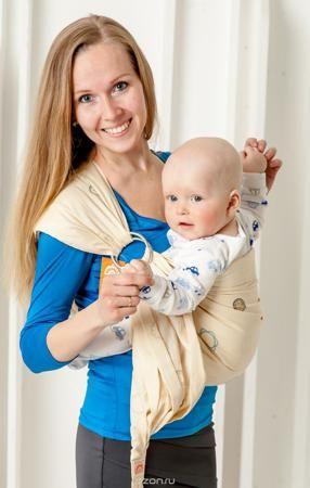 """Мамарада Слинг с кольцами Волли размер S  — 2447р. ------------- Слинг с кольцами позволяет носить ребенка как горизонтально в положении """"Колыбелька"""" так и в вертикальном положении. В слинге в положении """"Колыбелька"""" малыш распологается точно так же, как у мамы на руках, что особенно актуально для новорожденного. Ткань слинга равномерно поддерживает спинку малыша по всей длине. Малышу комфортно и спокойно рядом с мамой. Мама в это время может заняться полезными делами или прогуляться. В…"""