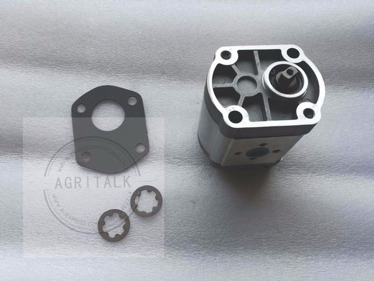 Gear pump CBN-E320L, details as: left rotary, with no flange, end cover oil outlet   side oil inlet, short shaft