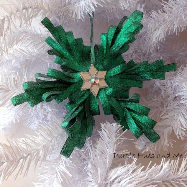 лента рюш гребень орнамент, рождественские украшения, ремесел, сезонный декор праздник