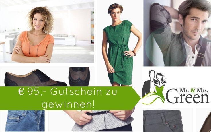 Mr & Mrs Green Gutschein zu gewinnen - VeganBlatt