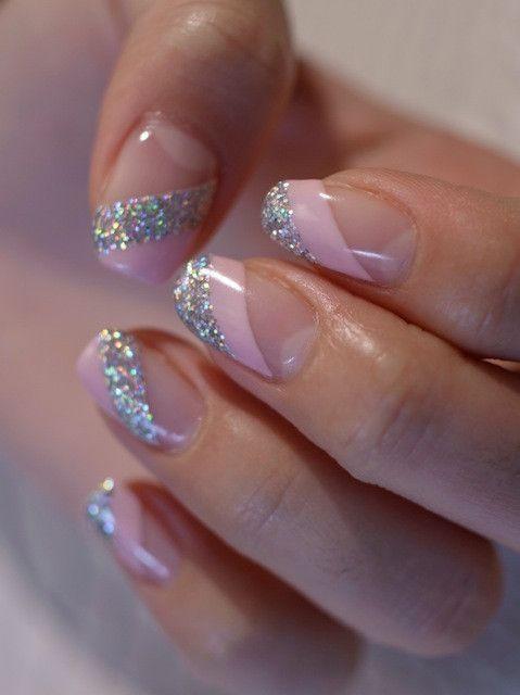 ☆ doppelt rosa von Pastellrosa × Aurora minimal lahm ☆ – rosa Nägel – #Aur … – Nägel