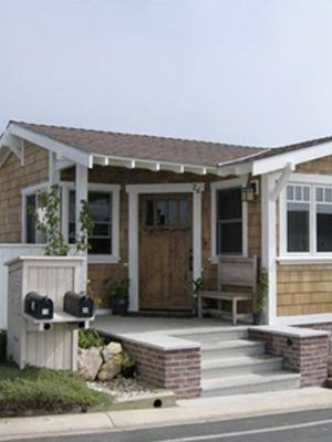 In Malibu, mobile home remodelings are absolutely epic, and they sell for  movie star prices.