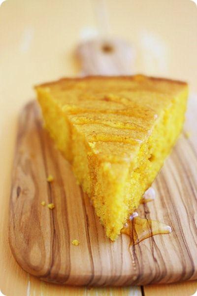 Pumpkin Honey Cornbread Recipe. I wonder if you I can reduce the sugar ...