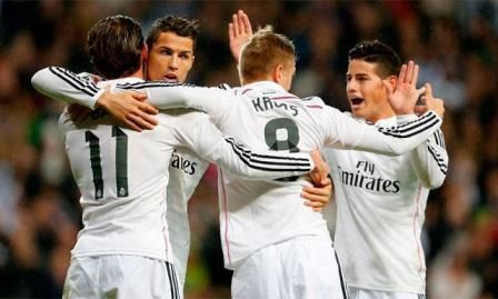 Calendario de Liga del Real Madrid 2015/16