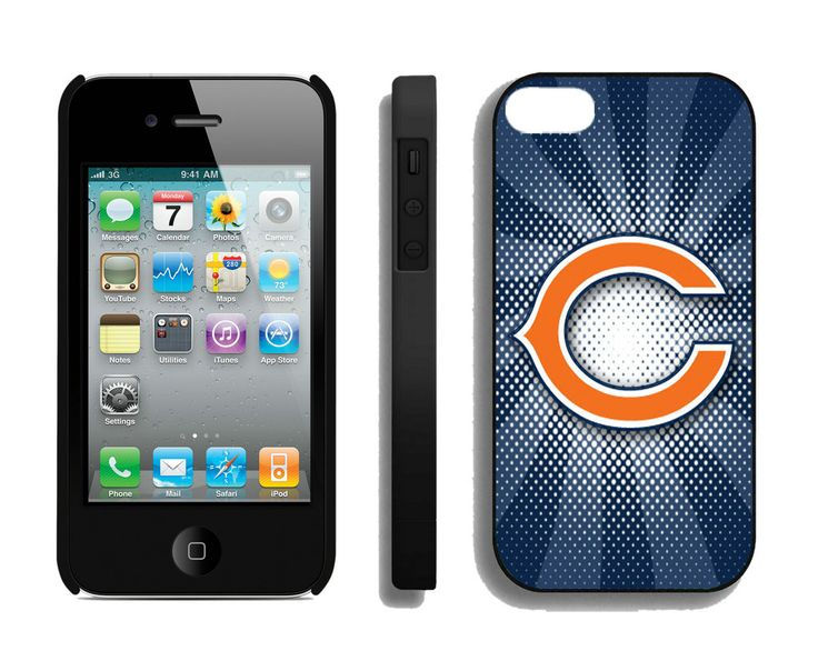 NFL iPhone Case:Chicago Bears iPhone 4/4S Case