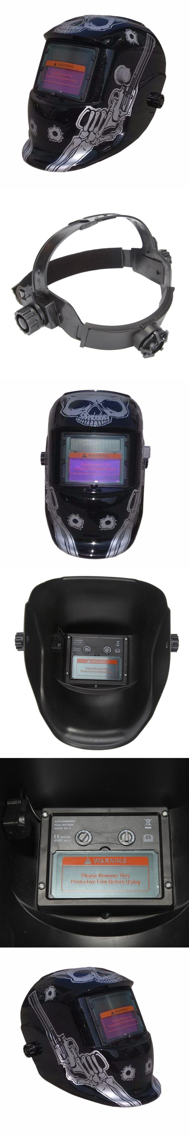 Solar Auto Darkening TIG MIG MMA Electric Welding Mask Helmet Welder Cap Lens for Welding Machine OR Plasma Cutter
