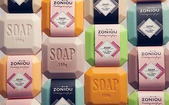 Αρωματικά σαπούνια Zoniou με βούτυρο karite! http://bit.ly/1yYq02n