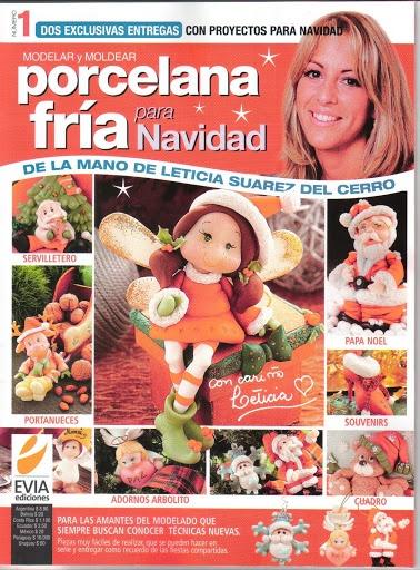 MODELAR Y MOLDEAR PORCELANA FRIA-LETICIA SUAREZ DEL CERRO 2010 N°01-ESPECIAL NAVIDAD - sandra mejia - Álbumes web de Picasa