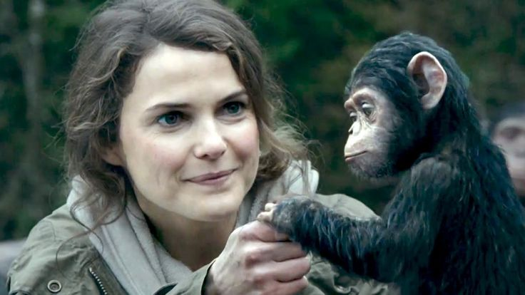Dawn of the Planet of the Apes | TRAILER 2, said to be better than the Rise... well Rise was pretty damn well done... flawless really. Looking forward to this