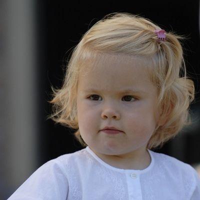 koninklijkhuis: Catharina-Amalia, Princess of Orange, July 2005
