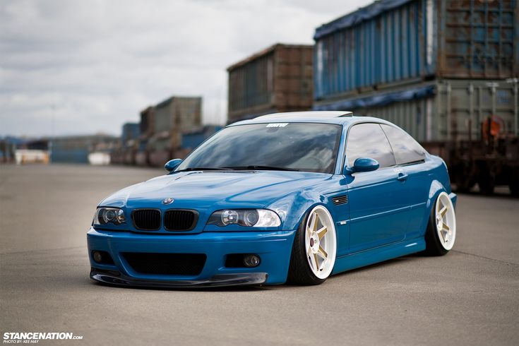 Stance:Nation – Form > Function » Laguna Seca Beauty // Amir's Low BMW M3.
