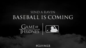 Fantasy-Themed Baseball Video games  The MLB Will Host Recreation of Thrones Theme Nights All through the Summer time (hotnewstrend)