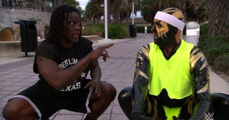 R-Truth wants Goldust to give him his spot in the Mixed Match Challenge      He...