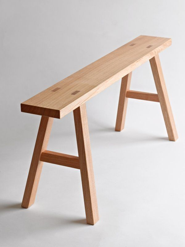 25+ best ideas about Oak Bench on Pinterest  Industrial dining benches, Wood