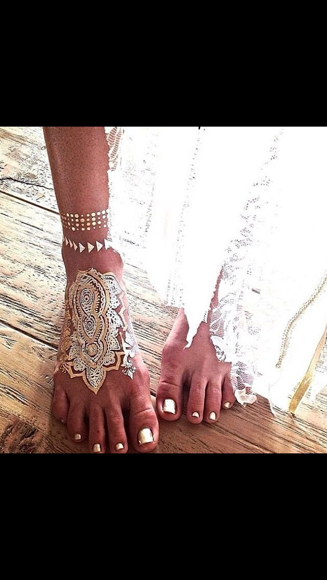 Flash tattoos for Bohemian Brides at White Bohemian www.whitebohemian.com.au