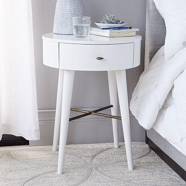 Best 25 small bedside tables ideas on pinterest small for Cheap bed stands
