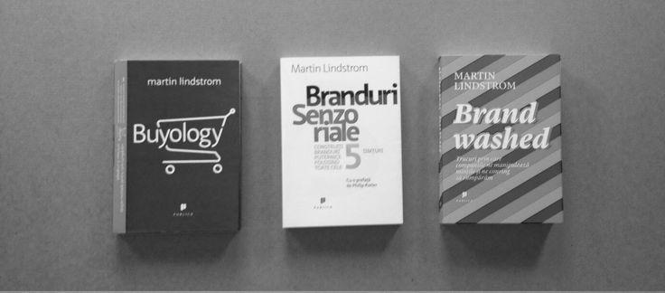Martin Lindstrom: Branduri senzoriale, Buyology, Brandwashed