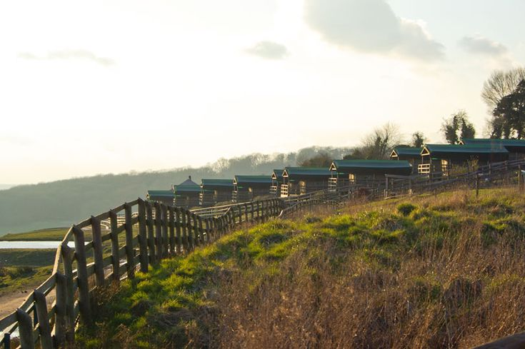 Livingstone Lodge - a real safari experience in Kent, England