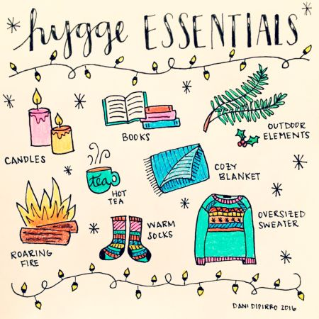 What is HYGGE (and how to do it!)