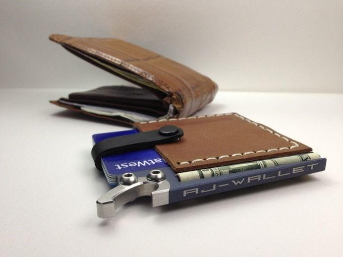 AJ-Wallet Think Quality by Aws Jan + AJD (deleted) — Kickstarter