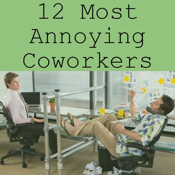 annoying coworkers - photo #25