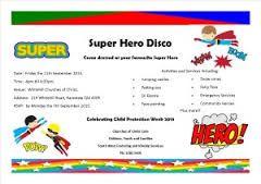 Image result for preschool disco invitation