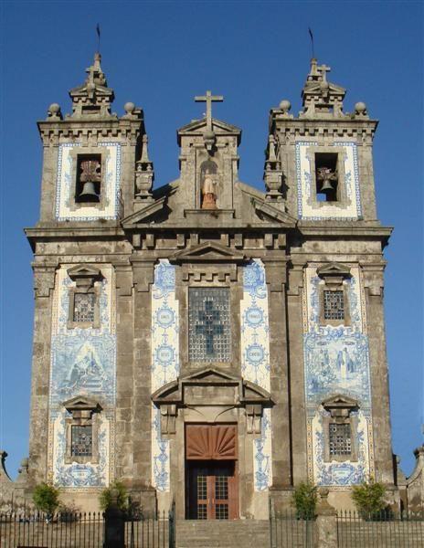 Porto   Igreja de / Church of Santo Ildefonso   Jorge Colaço   1931-1932 #Azulejo #Porto #JorgeColaço