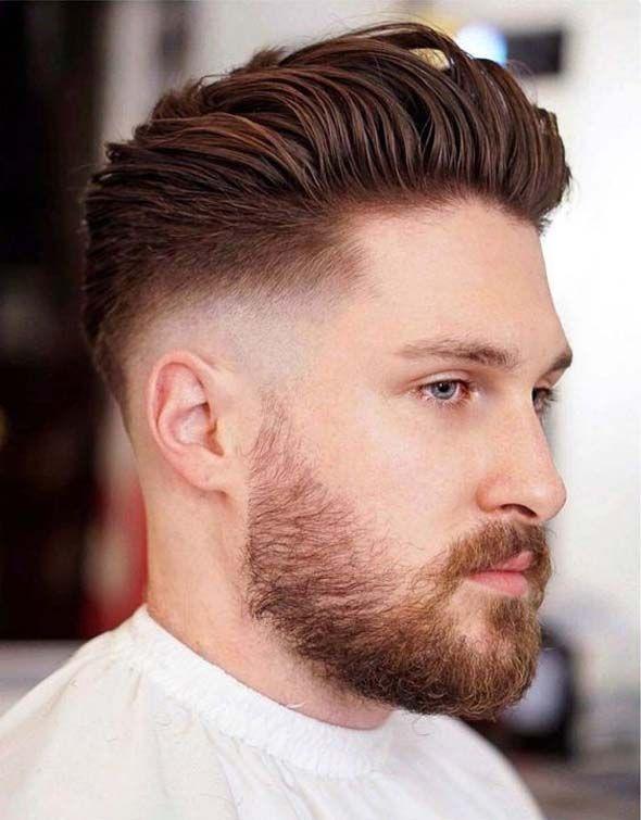 Stylish Undercut Hairstyle Variations Mens Hairstyles Hair