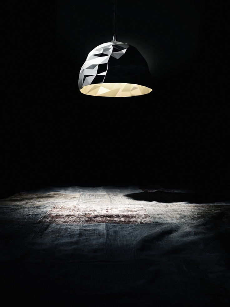 Rock, Successful Living from Diesel with @Foscarini.